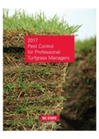 2017 Pest Control for Professional Turfgrass Management   , ISBN:  9781469634739