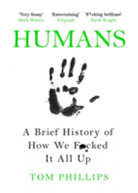 Humans   Phillips Tom, ISBN:  9781472259059