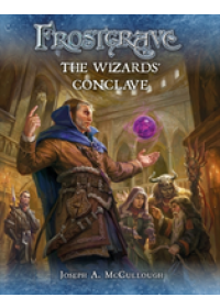 Frostgrave: The Wizards' Conclave   McCullough Joseph A. (Author), ISBN:  9781472824059