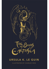 Books of Earthsea: The Complete Illustrated Edition   Le Guin Ursula K., ISBN:  9781473223547