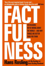 Factfulness   Rosling Hans, ISBN:  9781473637467