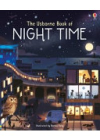 Usborne Book of Night Time   Cowan Laura, ISBN:  9781474936606