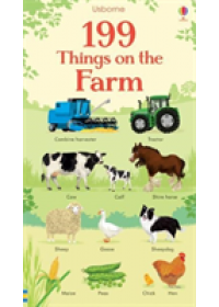 199 Things on the Farm   Bathie Holly, ISBN:  9781474936910