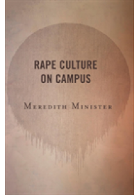 Rape Culture on Campus   Minister Meredith, ISBN:  9781498565165
