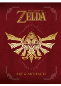 Legend of Zelda: Art & Artifacts   , ISBN:  9781506703350