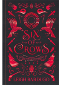 Six of Crows: Collector's Edition   Bardugo Leigh, ISBN:  9781510106284
