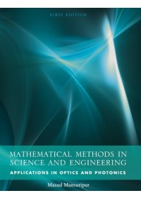 Mathematical Methods in Science and Engineering   Mansuripur Masud, ISBN:  9781516535880