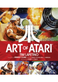 Art of Atari   Lapetino Tim, ISBN:  9781524101039