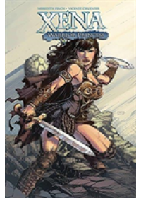 Xena: Penance   Finch Meredith, ISBN:  9781524107345