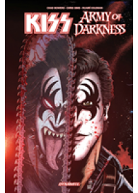 Kiss/Army of Darkness TP   Bowers Chad, ISBN:  9781524107611
