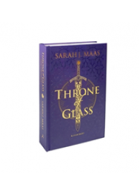 Throne of Glass Collector's Edition   Maas Sarah J., ISBN:  9781526605283