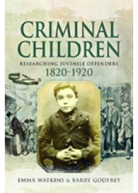 Criminal Children   Watkins Emma, ISBN:  9781526738080