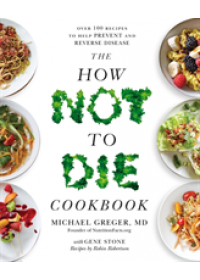 How Not To Die Cookbook   Greger Michael, ISBN:  9781529010817