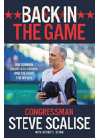 Back in the Game   Scalise Steve, ISBN:  9781546076131
