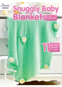 Snuggly Baby Blankets to Crochet   Crochet Annie's, ISBN:  9781590129753