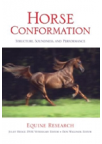 Horse Conformation   Equine Research Inc, ISBN:  9781592284870