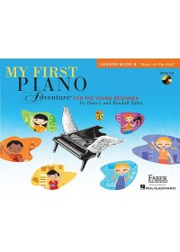 My First Piano Adventure - Lesson Book B/CD   , ISBN:  9781616776213