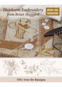 Heirloom Embroidery from Brian Haggard   , ISBN:  9781617458965