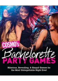 Cosmo's Bachelorette Party Games   Cosmopolitan, ISBN:  9781618372628