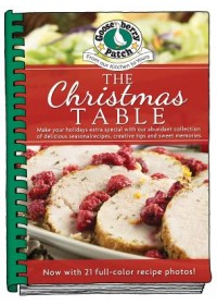 Christmas Table   Gooseberry Patch, ISBN:  9781620932858
