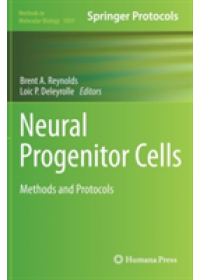 Neural Progenitor Cells   Reynolds Brent A., ISBN:  9781627035736
