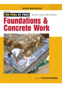 Foundations and Concrete Work   , ISBN:  9781631869136