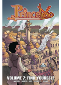 Princeless Volume 7: Find Yourself   Whitley Jeremy, ISBN:  9781632294388