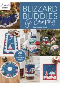 Blizzard Buddies Go Camping   Krush Pearl Louise, ISBN:  9781640250505