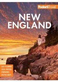 Fodor's New England   Fodor's Travel Guides, ISBN:  9781640971240