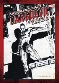 David Mazzucchelli's Daredevil Born Again Artisan Edition   Mazzucchelli David, ISBN:  9781684055968