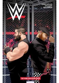 WWE: The Sami and Kevin Show   Hopeless Dennis, ISBN:  9781684153176