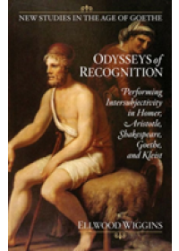 Odysseys of Recognition   Wiggins Ellwood, ISBN:  9781684480371
