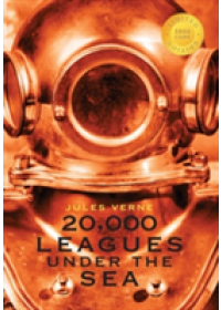 20,000 Leagues Under the Sea (1000 Copy Limited Edition)   Verne Jules, ISBN:  9781772262087