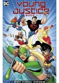 Young Justice: The Animated Series Book One   Baltazar Art, ISBN:  9781779501417