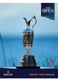 146th Open Annual   The R&A, ISBN:  9781781317303