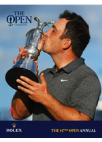 147th Open Annual   The R&A, ISBN:  9781781318577