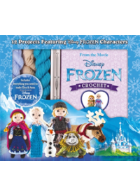 Disney Frozen Crochet   Galusz Kati, ISBN:  9781781576342