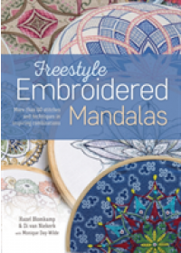 Freestyle Embroidered Mandalas   Blomkamp Hazel, ISBN:  9781782217053