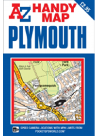 Plymouth Handy Map   , ISBN:  9781782573265