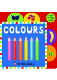 Colours   Pull-the-Tab, ISBN:  9781783413096