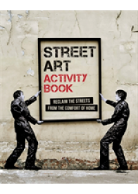 Street Art Activity Book   , ISBN:  9781784723224
