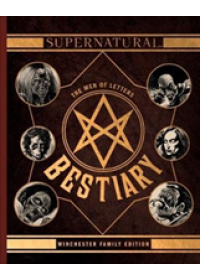 Supernatural - The Men of Letters Bestiary Winchester   Waggoner Tim, ISBN:  9781785656804