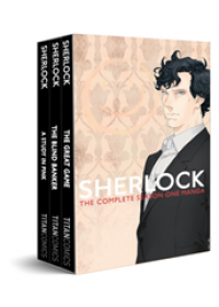 Sherlock Series 1 Boxed Set   Moffat Steven, ISBN:  9781785868788