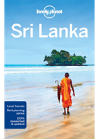 Lonely Planet Sri Lanka   Lonely Planet, ISBN:  9781786572578