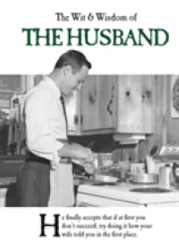 Wit and Wisdom of the Husband   Emotional Rescue, ISBN:  9781787411654