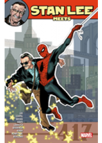 Stan Lee Meets   Lee Stan, ISBN:  9781846533594