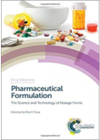 Pharmaceutical Formulation   , ISBN:  9781849739412
