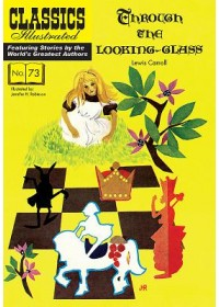 Through the Looking-Glass   Carroll Lewis, ISBN:  9781911238645