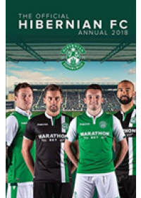 Official Hibernian Annual 2018   , ISBN:  9781911287728