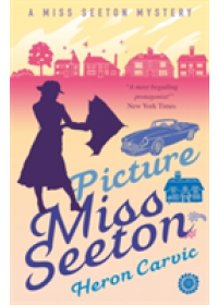 Picture Miss Seeton   Carvic Heron, ISBN:  9781911440536